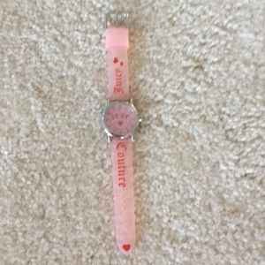 Accessories - Juicy Couture Kids Watch Pink!!